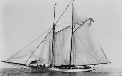 O barco que deu origem a regata mais famosa da História