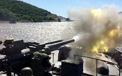 O dia em que a Marinha do Brasil pôs fogo em um paraíso ecológico