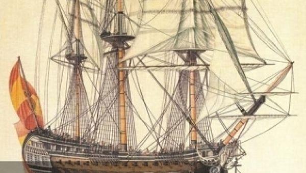 Teria esta nau descoberto a Antártica mas desaparecido sem revelar o feito?