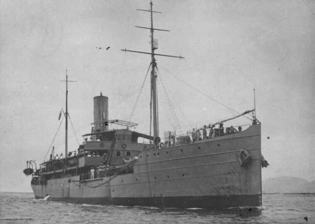 O único navio da Marinha do Brasil abatido na guerra levou 70 anos para ser encontrado