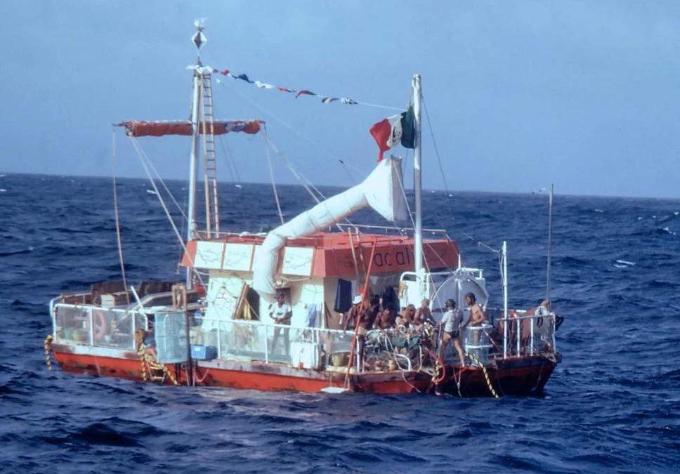 A bizarra experiência náutica que deu origem ao Big Brother