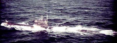 O enigmático caso do misterioso submarino em águas argentinas