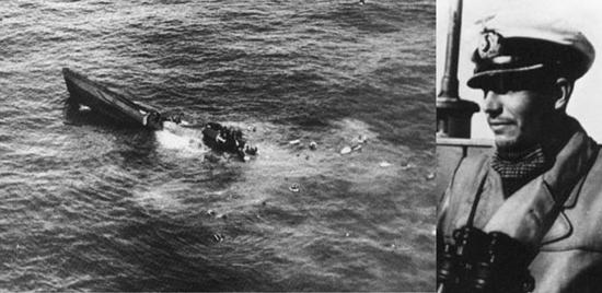 O comandante que afundou o próprio submarino só porque foi ao banheiro
