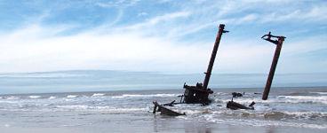 O estranho caso da Praia do Hermenegildo