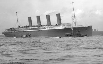 Teria este navio sido traído pelo seu próprio país?