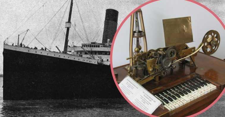 Resgate do rádio do Titanic pode ser a segunda tragédia do navio, dizem os arqueólogos