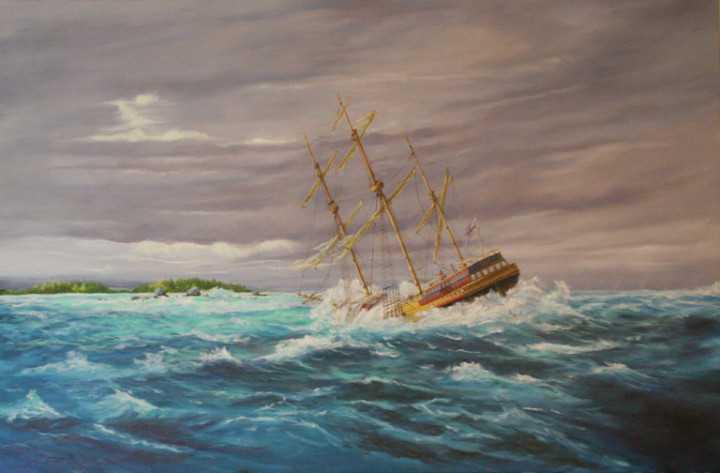 O naufrágio que inspirou Shakespeare