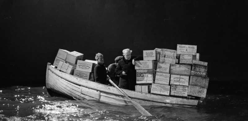 A curiosa história do uísque que veio do mar