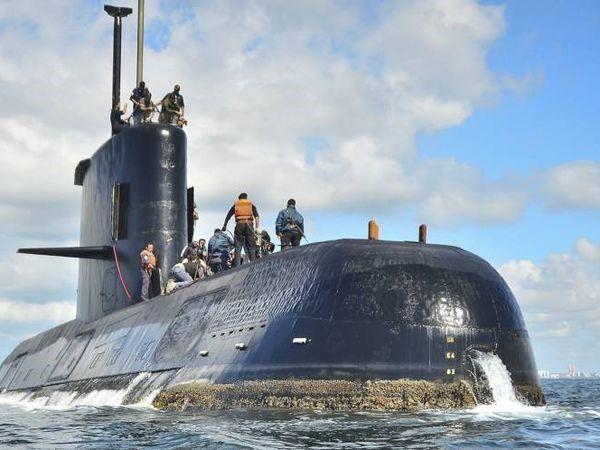 O submarino desaparecido que comoveu a Argentina