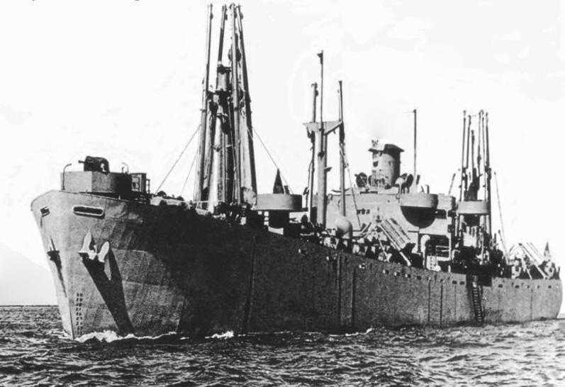 O navio-bomba da Segunda Guerra Mundial que apavora a Inglaterra até hoje