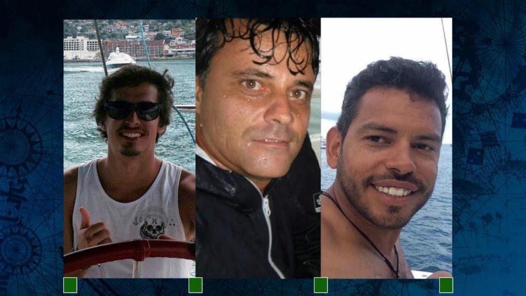 O drama dos velejadores brasileiros que embarcaram em uma canoa furada