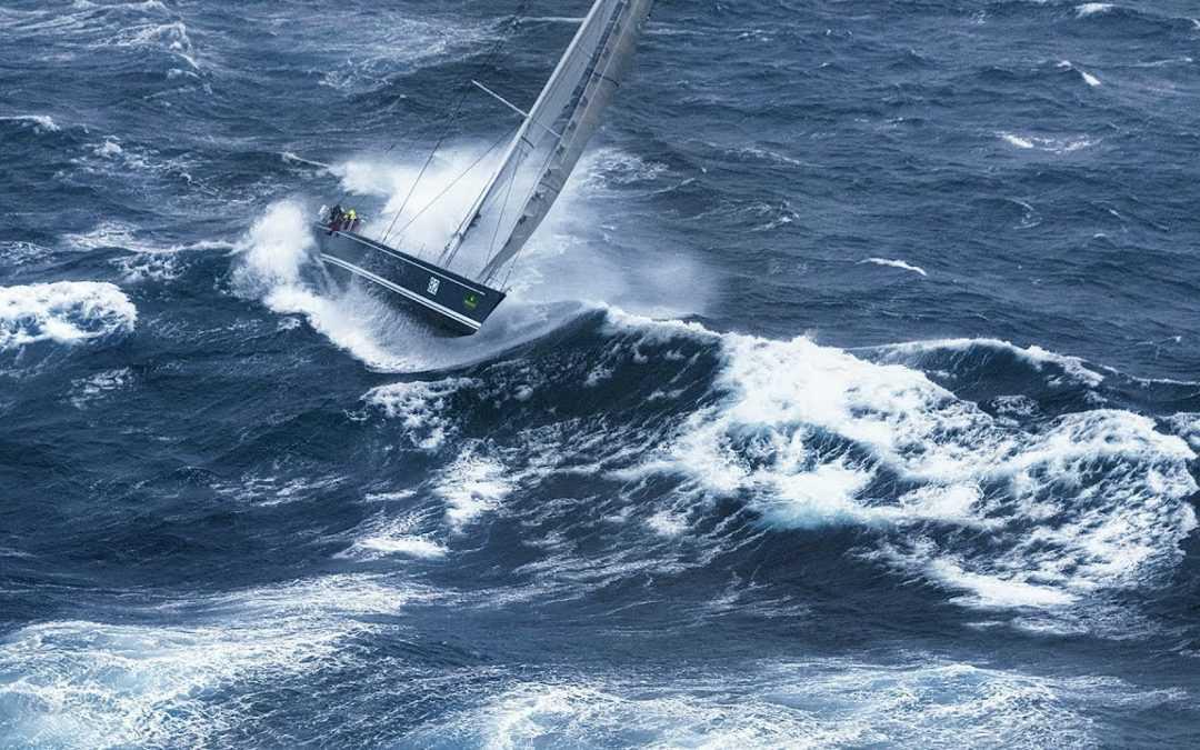A trágica regata dos ventos fatais