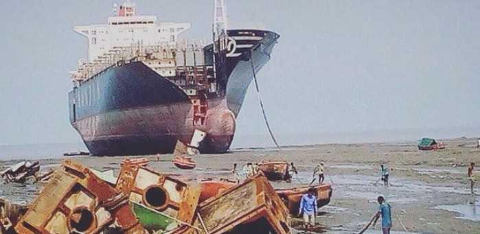 Onde os navios vão para morrer: como é o maior cemitério de navios do mundo