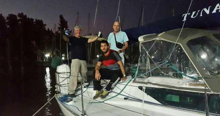 A tragédia do veleiro que desapareceu com quatro argentinos