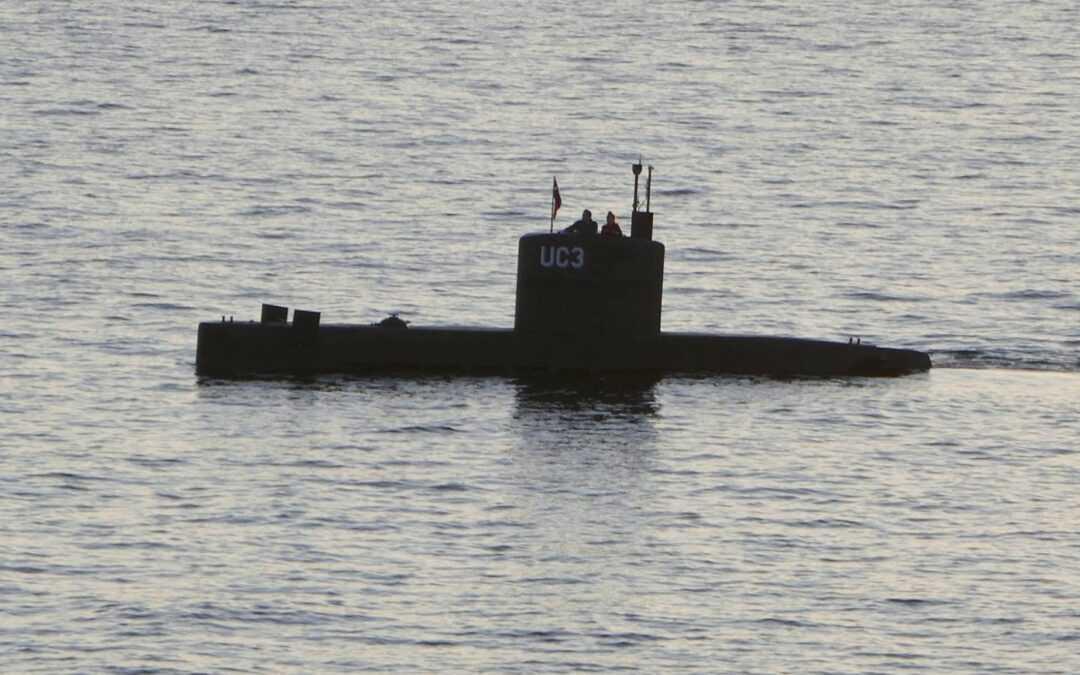 O submarino que testemunhou uma barbárie