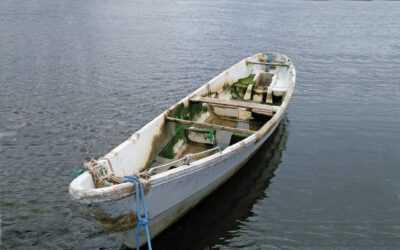 A intrigante canoa das ossadas jamais identificadas
