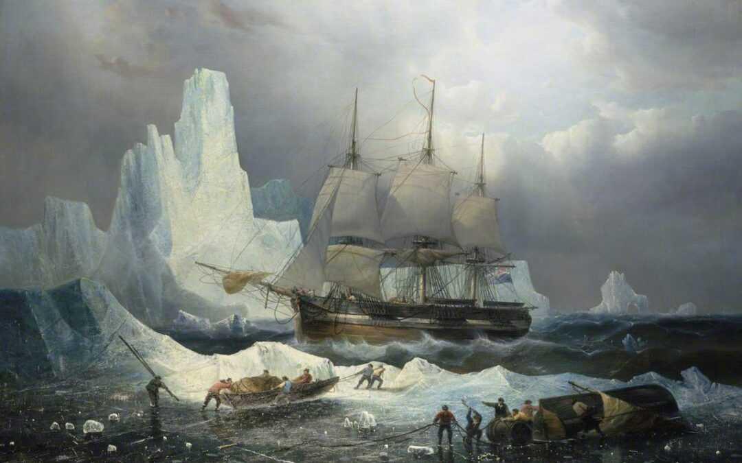 A poderosa expedição que acabou em tragédia