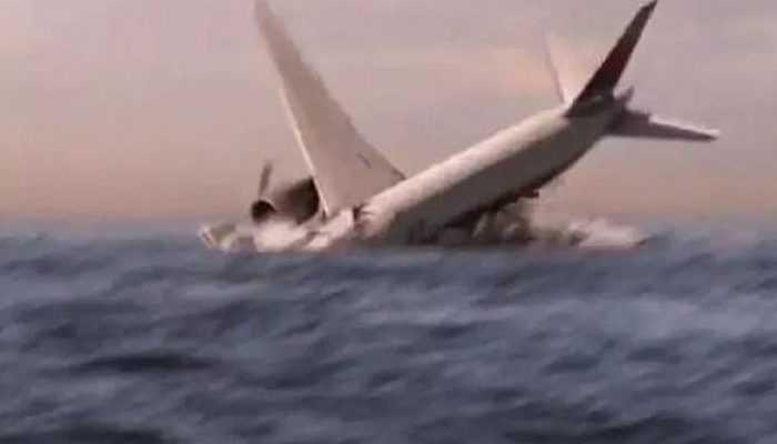 Procuravam um avião, acharam um navio