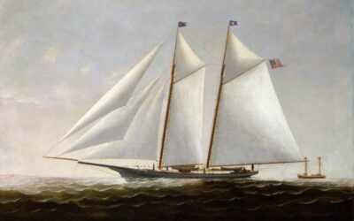 O inglório fim do barco-orgulho dos americanos