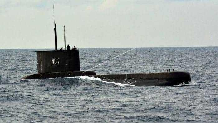 Como uma onda no fundo do mar pode ter afundado este submarino?